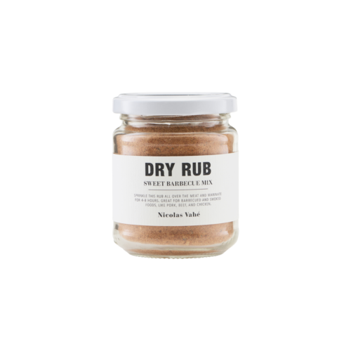 Nicolas Vahé - Dry Rub - Sweet Barbecue Mix