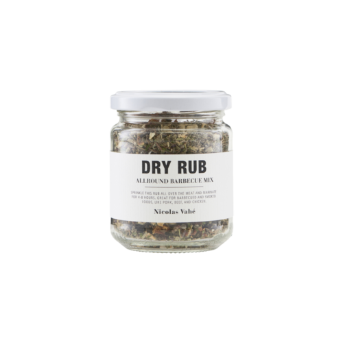 Nicolas Vahé - Dry Rub - Allround Barbecue Mix