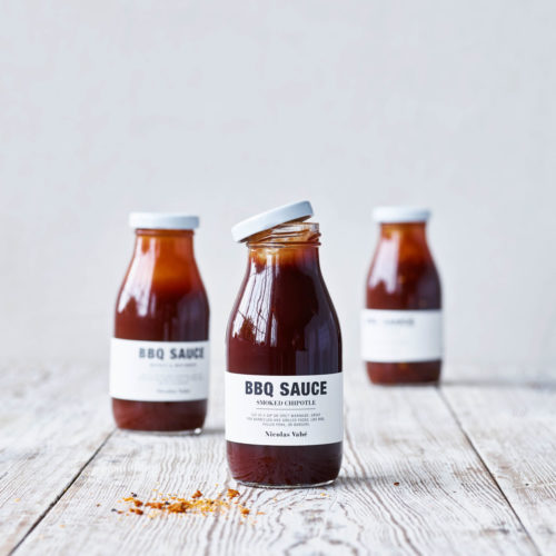 Nicolas Vahé - Barbecue Sauce - Smoked Chipotle