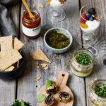 Nicolas Vahé - Bruschetta - Tomato & Taggiasca Olive