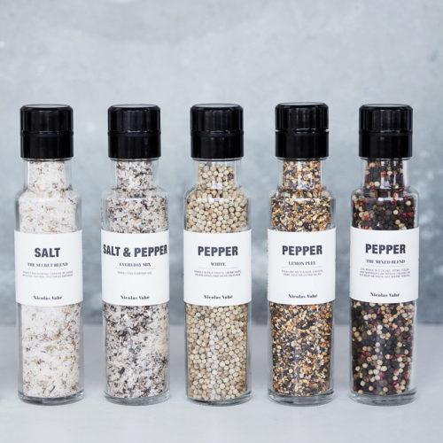 Nicolas Vahé - Salt & Pepper - Everyday Mix