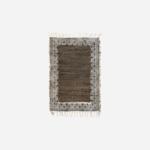 House Doctor - Door mat, Nola, l: 90 cm, w: 60 cm, 60% Bomuld/40% Hamp