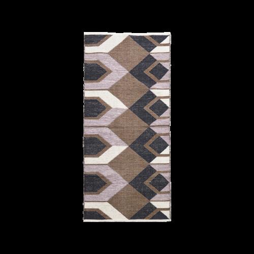 House Doctor - Rug, Art, l: 213 cm, w: 90 cm, 100% Bomuld