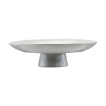 House Doctor - Cake stand, Rustic, Grey/Blue, dia: 32 h: 8,3 cm, Finish/Farve vil variere
