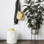 House Doctor - Laundry bag, Rain, dia: 40 cm, h: 50 cm,