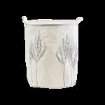 House Doctor - Laundry bag, Woods, dia: 40 cm, h: 50 cm,