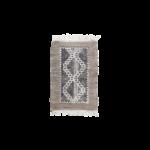 House Doctor - Door mat, Leela, l: 90 cm, w: 60 cm, 60% Bomuld/40% Hamp