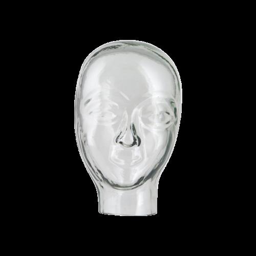 House Doctor - Sculpture, Head, l: 18 cm, w: 17 cm, h: 30 cm