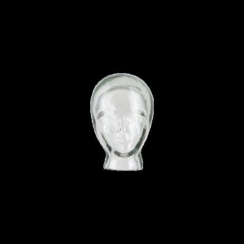 House Doctor - Sculpture, Head, l: 10 cm, w: 9 cm, h: 17 cm