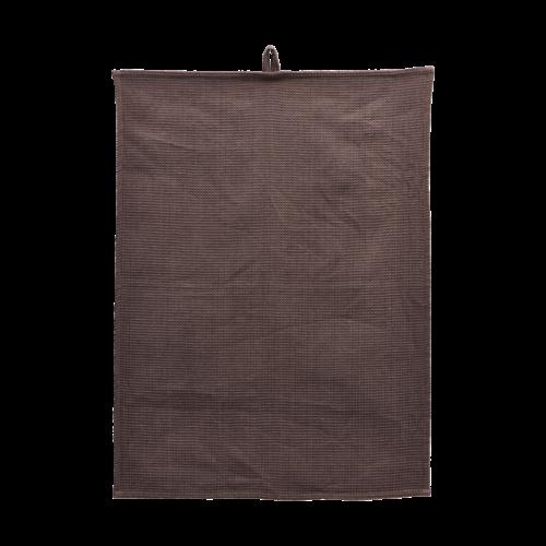 House Doctor - Tea towel, Polly, Waffle, Aubergine, l: l: 70 cm, b: 50 cm, 100% Bomuld