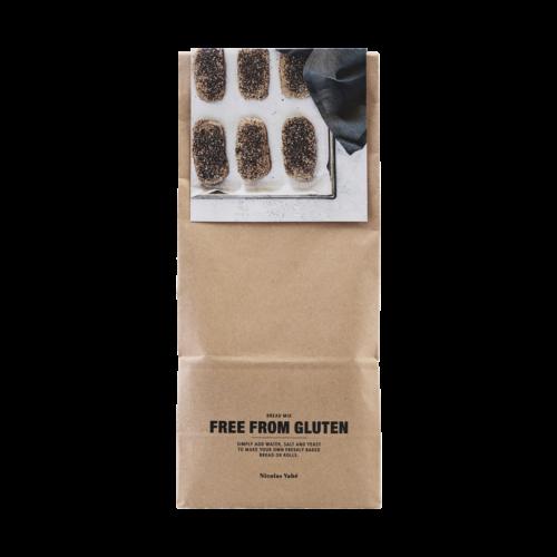 Nicolas Vahé - Organic Bread Mix - Gluten Free