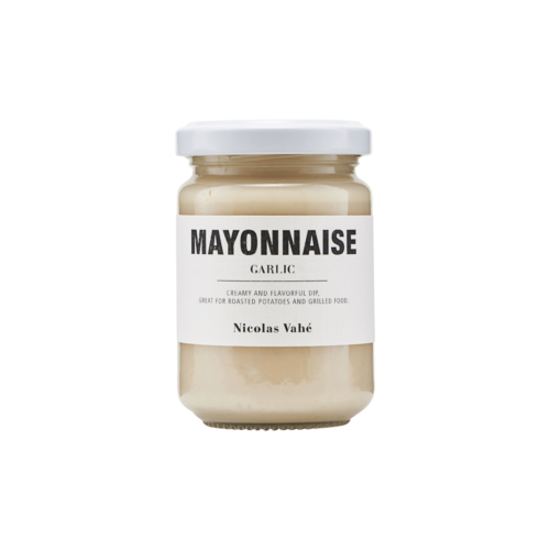 Nicolas Vahé - Mayonnaise - Hot Chili