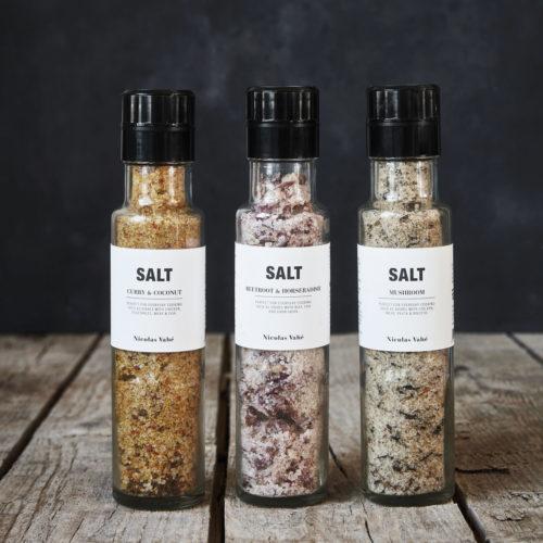 Nicolas Vahé - Salt - Curry & Coconut