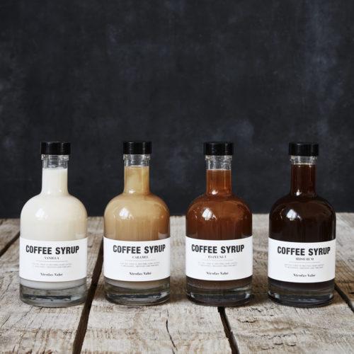 Nicolas Vahé - Syrup - Irish Rum