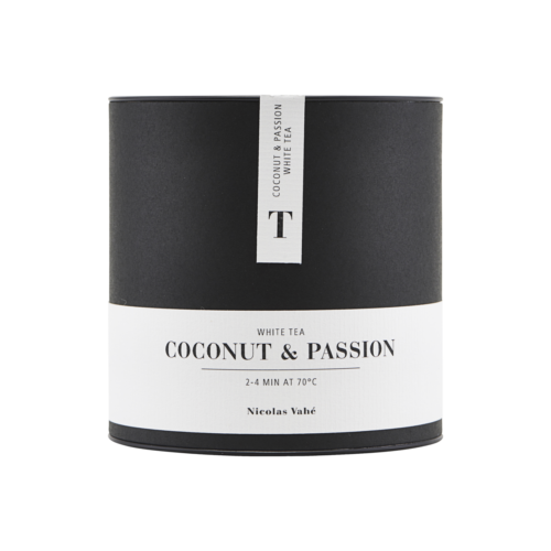 Nicolas Vahé - White Tea - Coconut & Passion