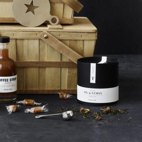 Nicolas Vahé - Green Tea - Fig & Lemon