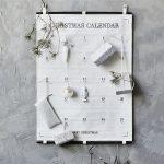 House Doctor - Calender, 25 days till Christmas, 75x100 cm
