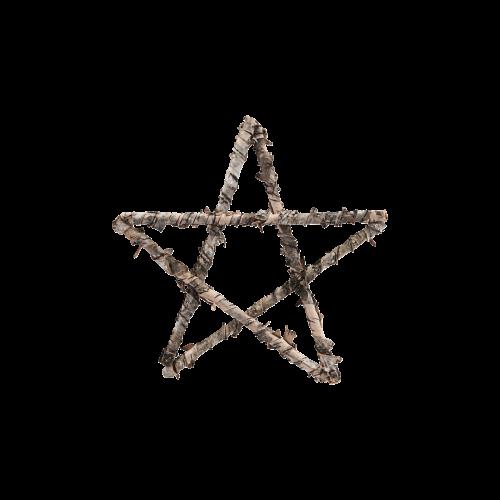House Doctor - Ornament Star 25cm