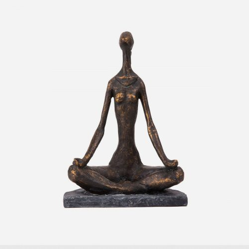 Interstil - Statyett YOGA armar ner