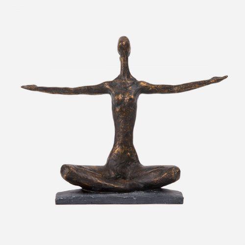 Interstil - Statyett YOGA armar ut