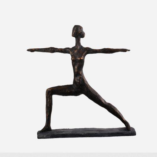 Interstil - Statyett Yoga Steady