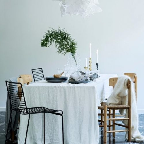 Lovely Linen - Lovely Linen Duk 150/250 Off White