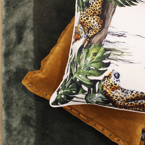 Classic Collection - Kudde Cheetah