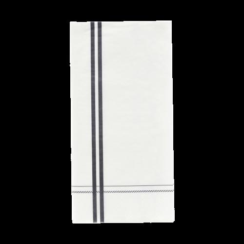 Nicolas Vahé - Napkins - Stripe, Grey