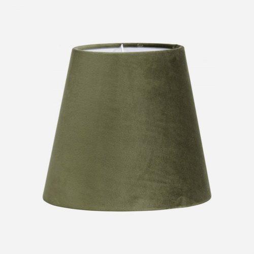 PR Home - Cia Toppringskärm Sammet Grön 20cm