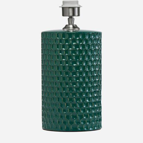 PR Home - Honeycomb Lampfot Grön 52cm