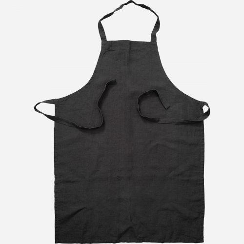 Ernst - Förkläde - mörkgrå