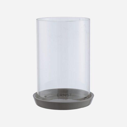 Ernst - Ljuslykta - grå