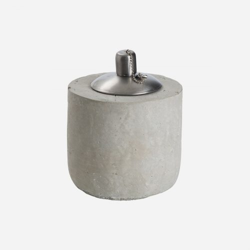Ernst - Oljelampa ute - grå