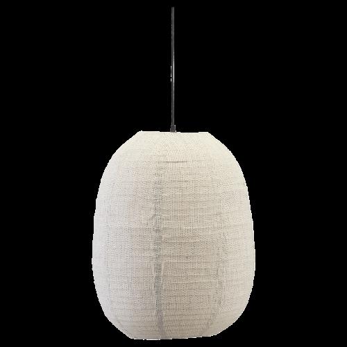 House Doctor - Lampskärm Stiich, stor - ljusgrå