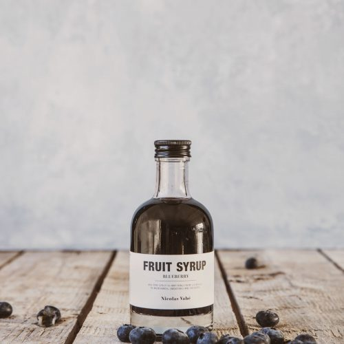 Nicolas Vahé - Fruit Syrup - Blueberry