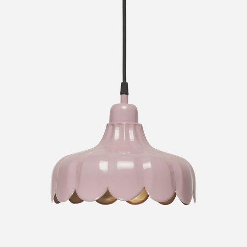 PR Home - Wells tak/fönsterlampa Rosa/guld 24cm
