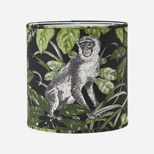 PR Home - Celyn Lampskärm Monkey Green 20cm