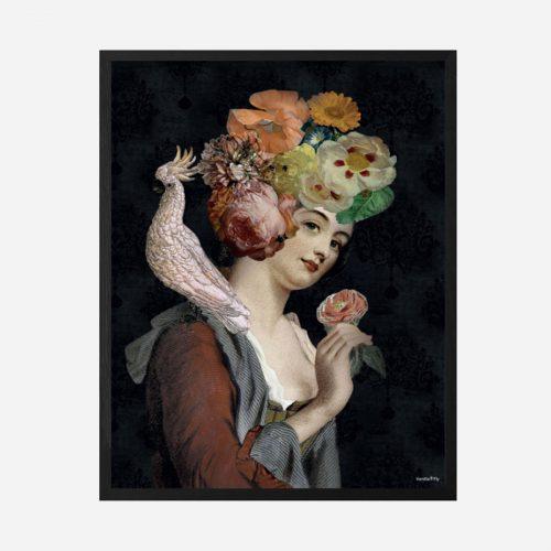 VanillaFly - Poster Rosalil