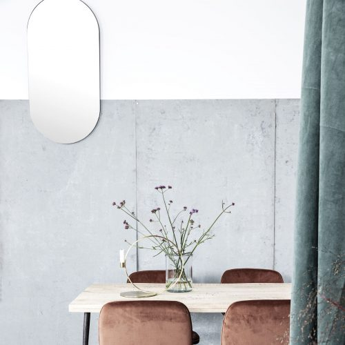 House Doctor - Spegel Walls, mellan