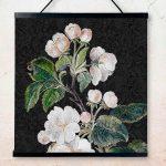 VanillaFly - Poster Äppelblom