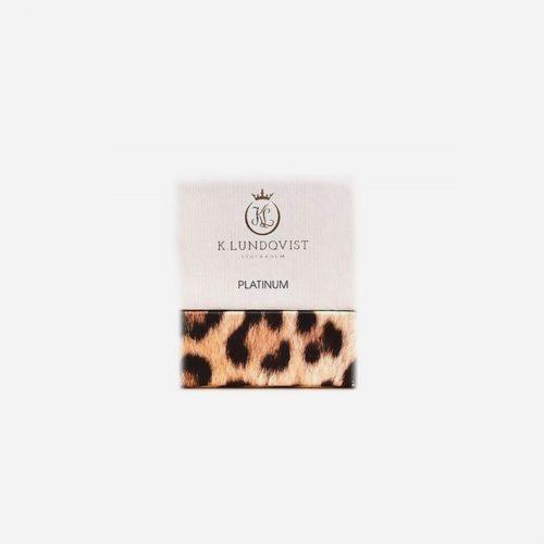 K.LUNDQVIST STOCKHOLM - Doftljus Platinum Leopard