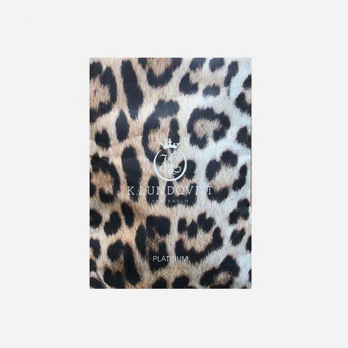 K.LUNDQVIST STOCKHOLM - Doftpåse Platinum Leopard