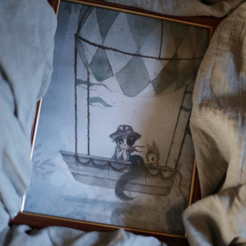 Mrs. Mighetto - Mr Tom / Flying boat
