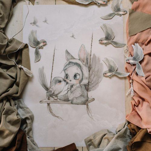 Mrs. Mighetto - Mini Bird Master