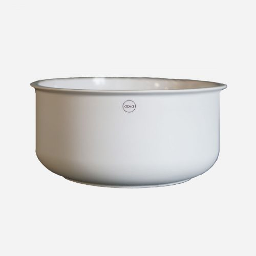 DBKD - Tub Kruka Large - vit