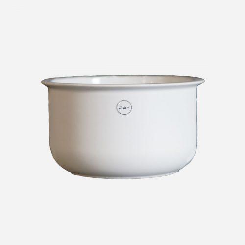 DBKD - Tub Kruka Medium - vit