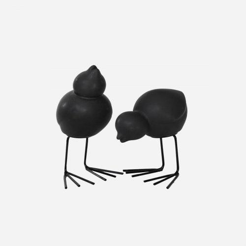 DBKD - Easter Birds - svart