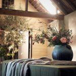Lovely Linen - Duk Lovely Avocado 145x300