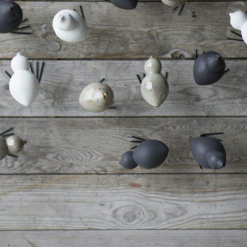 DBKD - Easter Birds - vit