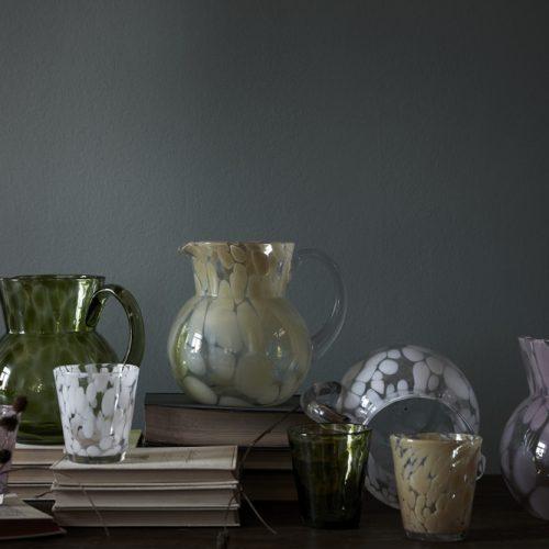 Olsson & Jensen - Milano glas, beige